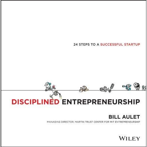 ريادة الأعمال المنضبطة Disciplined Entrepreneurship