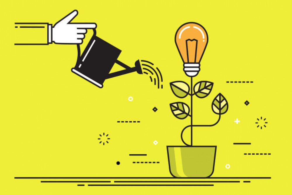 المتاجرة بمفهوم ريادة الأعمال