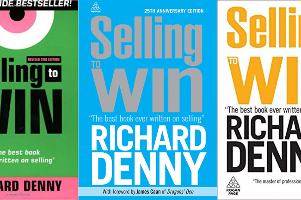 ٩ أشياء عليك القيام بها لتتقن البيع من كتاب البيع للفوز